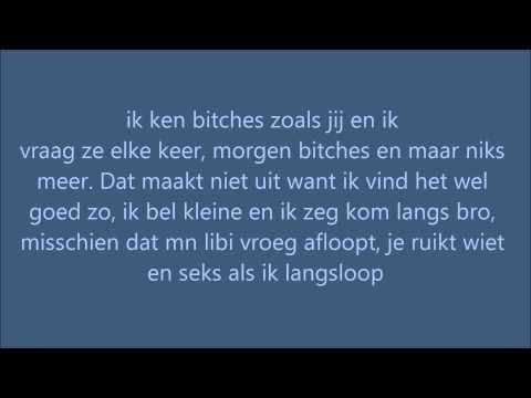 Drank en Drugs (lyrics) - Lil'Kleine & Ronnie Flex #NewWave