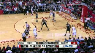 Jeremy Lin vs San Antonio Spurs (2014-04-14)