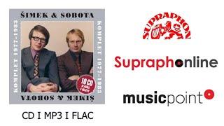 Luděk Sobota - Šimek & Sobota: Komplet 1977-1983 - Klasika a objevy (upoutávka z balkonu Supraphonu)