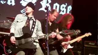 "Black Rose - ""Love Shock"" [Brofest#1, Newcastle Upon Tyne - March 1, 2013]"