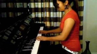 Usher- There Goes My Baby (Piano Cover)