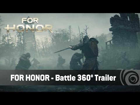 For Honor - Battle 360° Trailer | Ubisoft [DE]