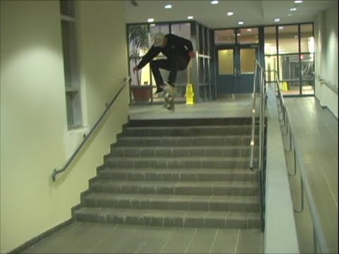 JAMIE BENNETT - AFTER HOURS VIDEO PART