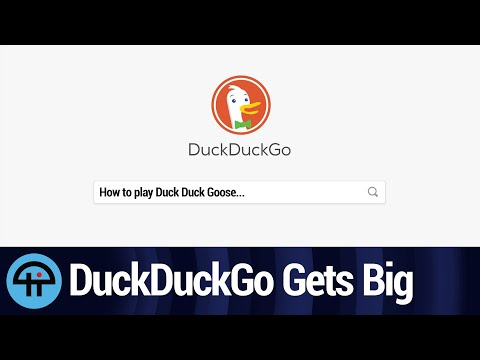 DuckDuckGo Gets Big