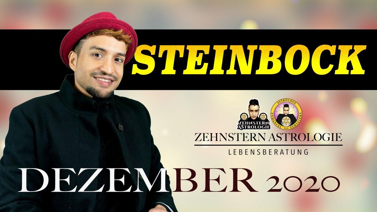 STEINBOCK MONATSHOROSKOP DEZEMBER 2020 | #ZehnsternAstrologie.com