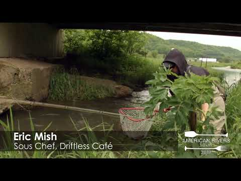 American Rivers Tour - Driftless - The Rivers Don't Freeze