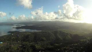 San Jose Dinagat Islands philippines.flv