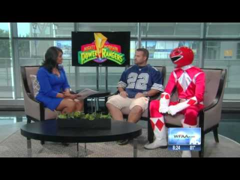 ABC NEWS: Original Red Ranger Jason ReturnsKaynak: YouTube · Süre: 3 dakika40 saniye