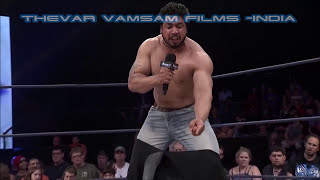 Indian Wrestler Mahabali Shera in WWE Teaches a Lesson for Disrespecting His Country