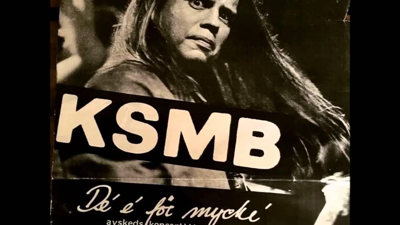 KSMB - Jag Vill Bara Dansa - Live Dé é för mycké
