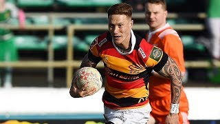 ROUND 1: Top 5 Mitre 10 Cup Tries - 2018