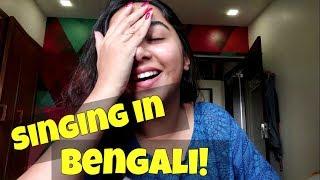 Singing In Bengali! | #SawaalSaturday | MostlyS...