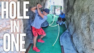 Epic Mini Golf Battle for $180 | Part 1 | BroFive