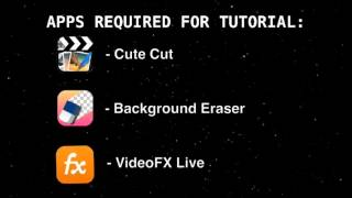 How to make custom green screen videos and how to use them (With Editing Apps)
