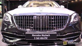 2020 Mercedes Maybach S560 4Matic - Exterior and Interior Walkaround - 2019 Frankfurt Motor Show