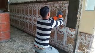 تطبيگ سيراميك جدران اخوكم قاسم السعدي . ان اعجبكم الفديو لا تنسو لايك + الاشتراك في القناة