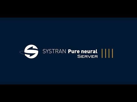 Business & Enterprise Translation Server | SYSTRAN Technologies