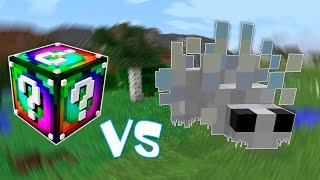 видео: Спиральный Лаки Блок VS Шмыга Титан! - Лаки Битва #18