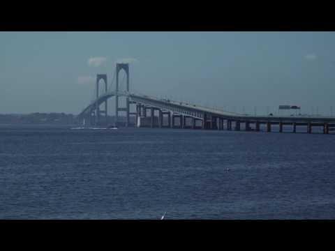 Newport Bridge | Newport, Rhode Island