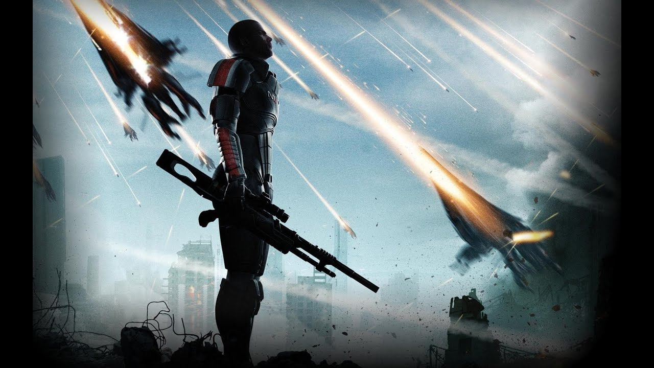 Save the Galaxy in the Epic Saga of Commander Shepard With ...