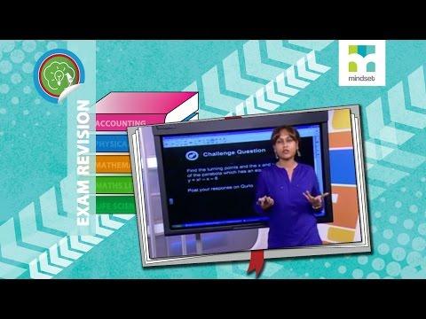 Grade 12 Maths Paper 1 Questions (Live)