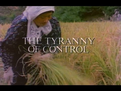 Free To Choose 1990 - Vol. 02 The Tyranny of Control - Full Video