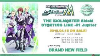 THE IDOLM@STER SideM ST@RTING LINE-01Jupiter 試聴動画