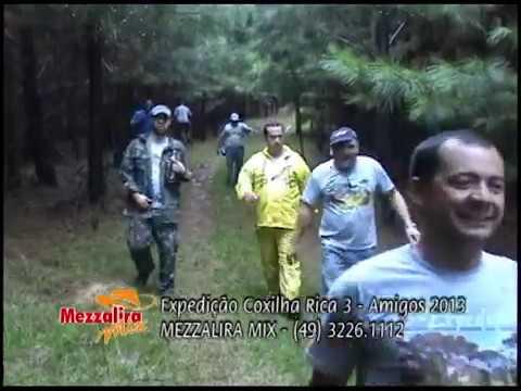 EXPEDIÇÃO COXILHA RICA   AMIGOS 2013
