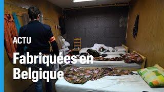 Belgique: des usines de cigarettes de contrefaçon démantelées par la douane