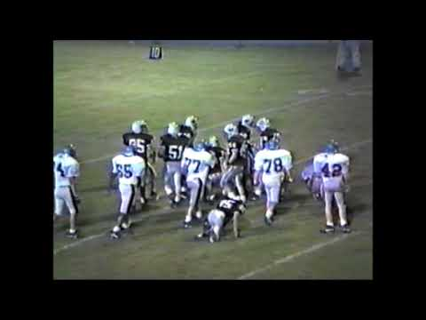 Kempsville @ Salem, 1992 Virginia High School Football Beach District