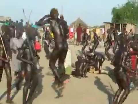 African sex ritual - 5 3