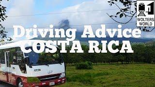 Visit Costa Rica - Driving Advice for Costa Rica