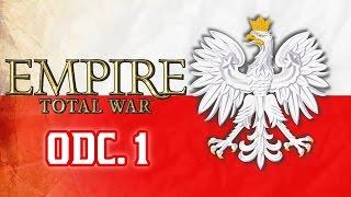 Empire: Total War #1 - Polska - Początek i Wojna z Austrią (Gameplay PL Zagrajmy)