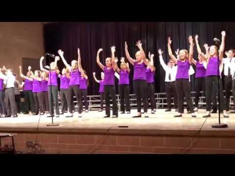 Esperero Canyon Middle School Choir