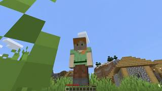 """I Beat Minecraft on """"Baby Mode"""" Difficulty"""