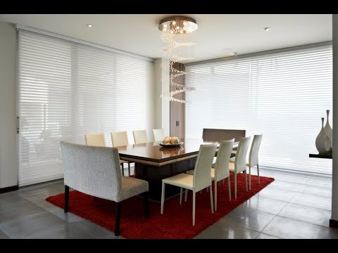 Modern dining room decorating ideas 2020 - YouTube