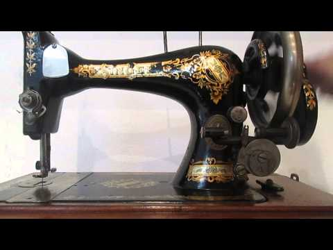 from Eliseo dating singer treadle machines
