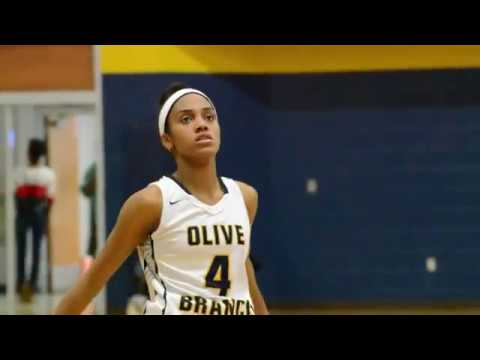 Mahogany Vaught | Class of 2018 | Olive Branch High School (MS)