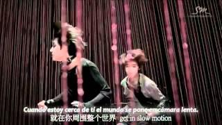EXO-M - What Is Love (Sub Español) Resimi