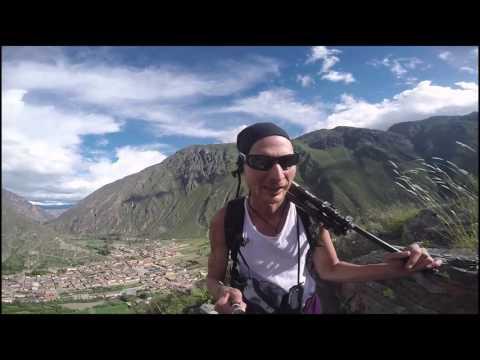 Peru travel/ Ollantaytambo/Journey to Nowhere with Mike Satori traveler