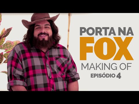 Making of  – Fox – Temporada 2 | Episódio 4