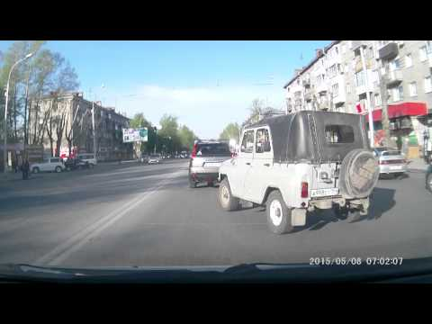 ДТП на проспекте дзержинского Новосибирск