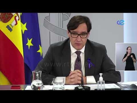 El reparto de vacunas será simultánea entre los países de la UE de manera proporcional a su población
