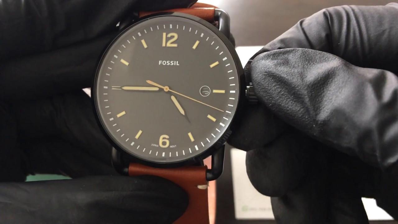 07cb76787285 Reloj FOSSIL FS5276 - UNBOXING FOSSIL Watch FS5276 (Regaloj) by Regaloj