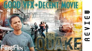 The Quake Aka Skjelvet (2018) Norwegian Action, Drama, Thriller Movie Review In Hindi | FeatFlix