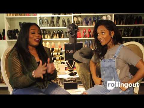 Rolling Out Reality Check With Chilli From TLC On Relationships