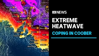 Extreme heatwave sees South Australians seek shelter underground | ABC News