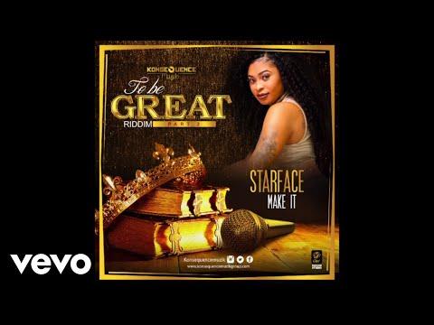 STARFACE - MAKE IT (Audio Video)