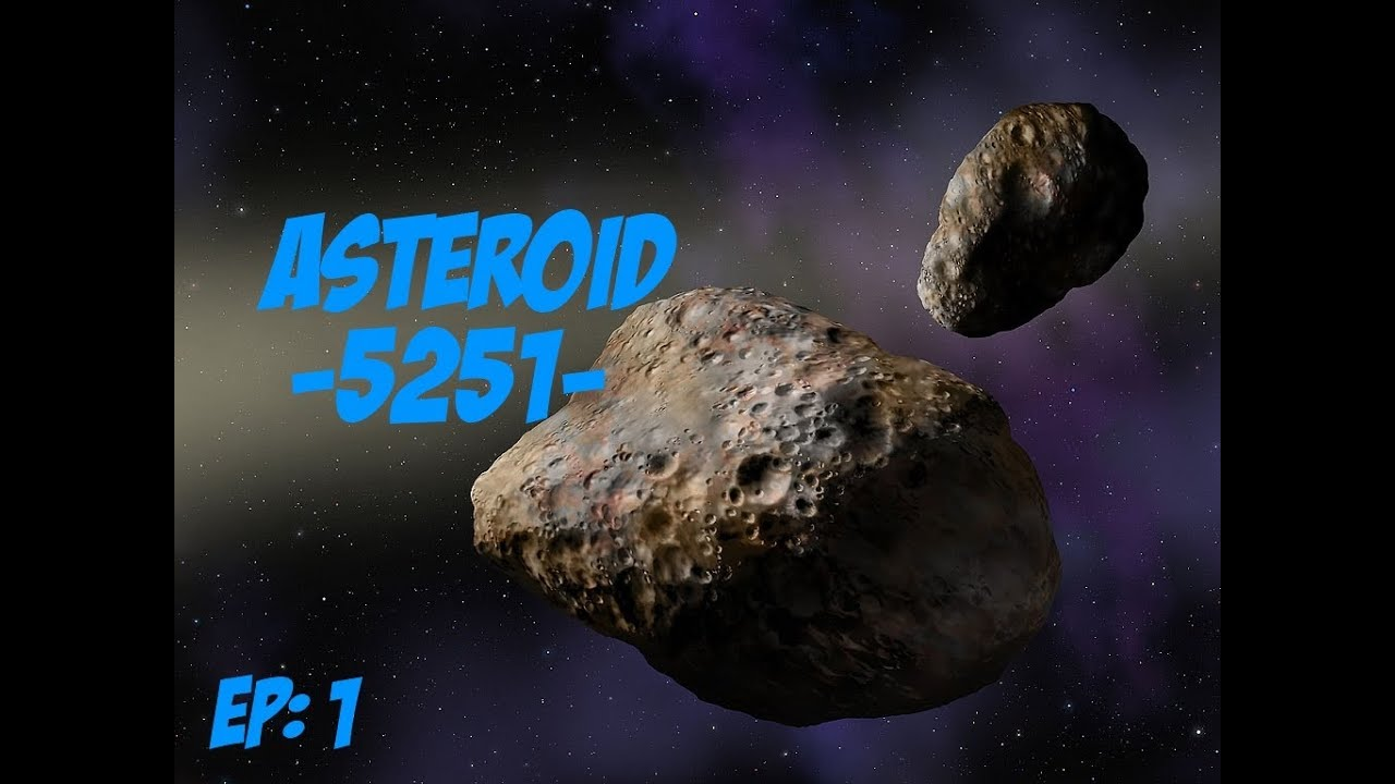 asteroid with building on it - photo #15