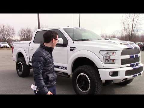 2017 Ford F-150 Shelby Test Drive/Review
